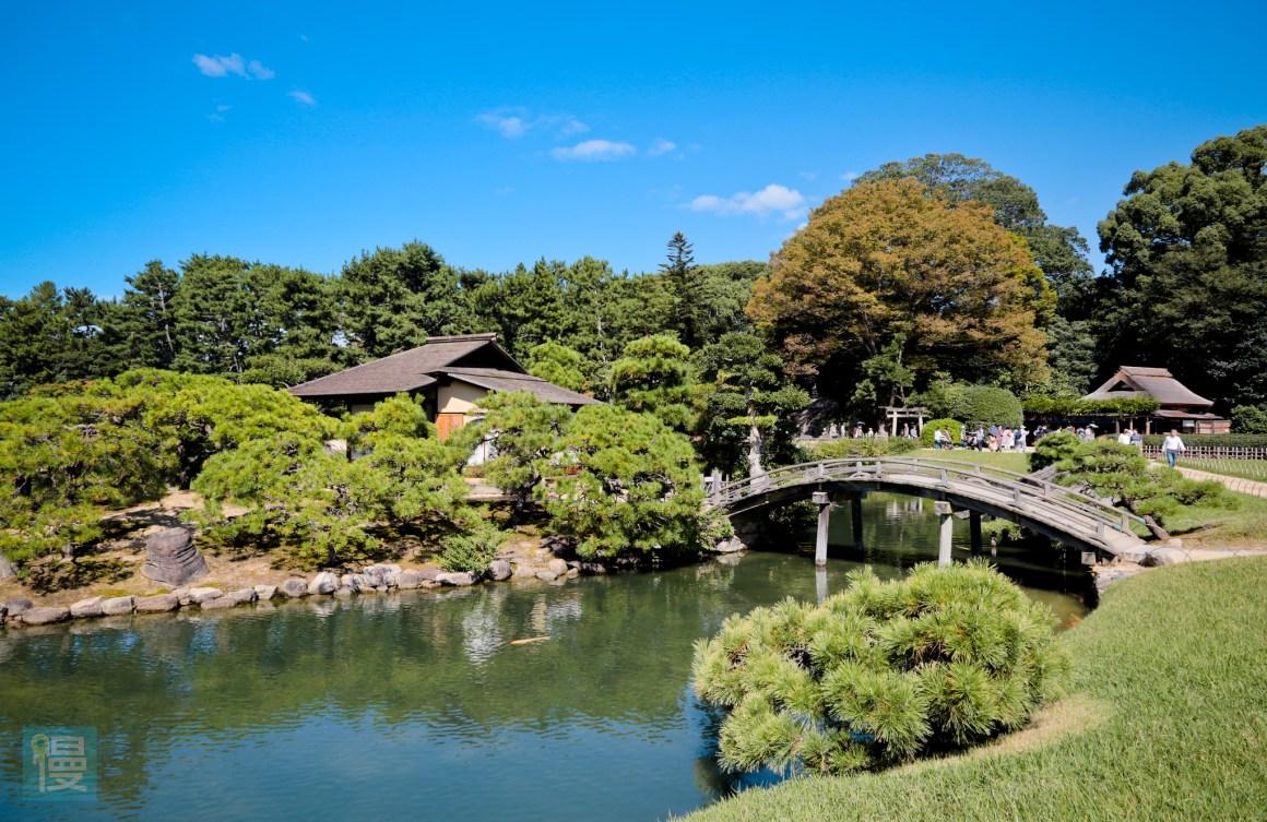 岡山景點自由行 岡山後樂園與岡山城 2016-561
