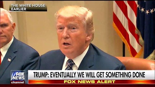 Trump: Eventually We Will Get Something Done