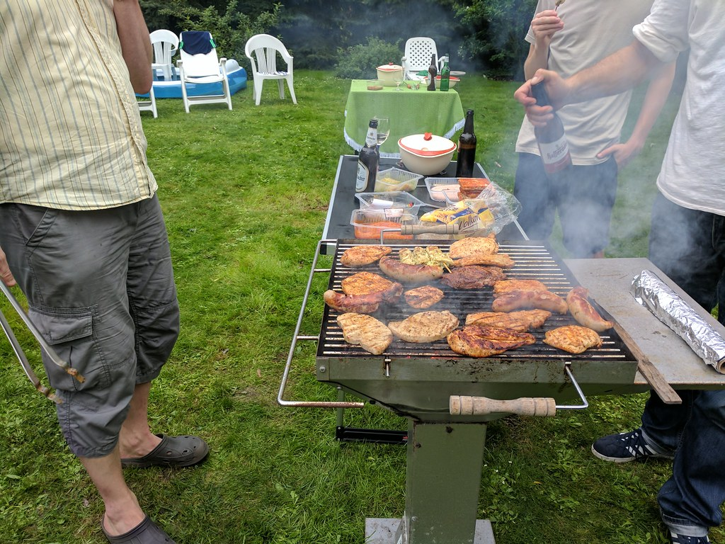 German grilling