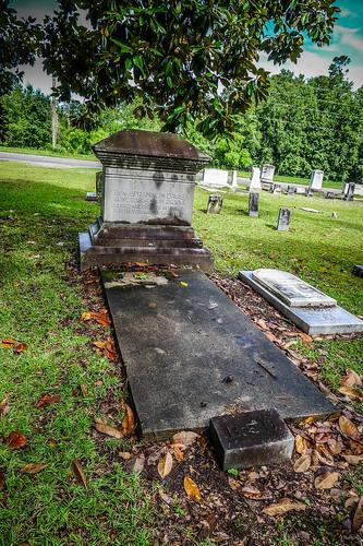 B. F. Davis Grave