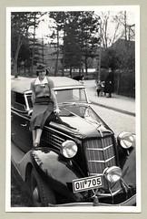1935 Auburn 851 Custom Phaeton