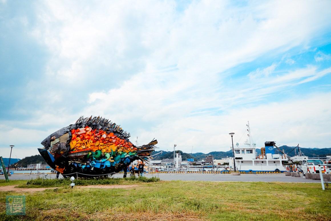 宇野港 乘船跳島與瀨戶內國際藝術祭 2016-385