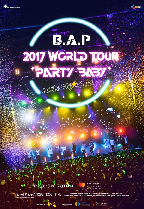BAP World Tour in Singapore