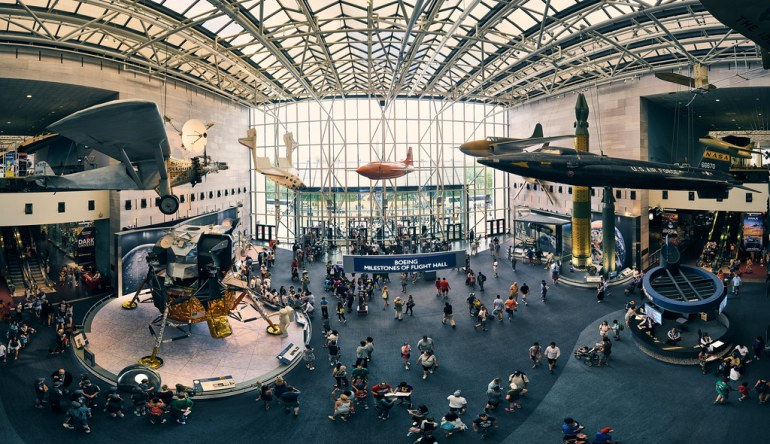 Smithsonian National Air and Space Museum, Washington DC