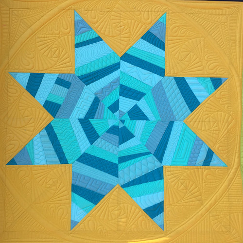 Pop star by poppyprint & twincreekquilts