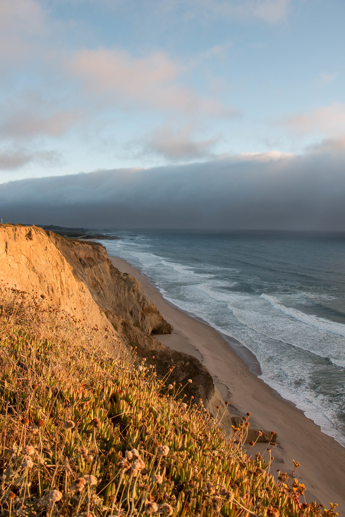 07.25. Pescadero before the storm