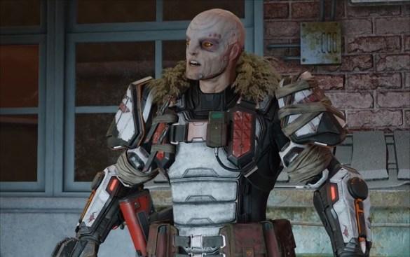 XCOM 2 War of the Chosen - Mox