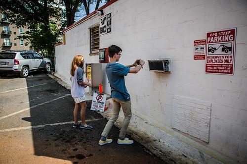 Googly-Eye Bombing Downtown Greenville-23