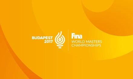 Mondiali Master Budapest 2017: acque libere… agitate!