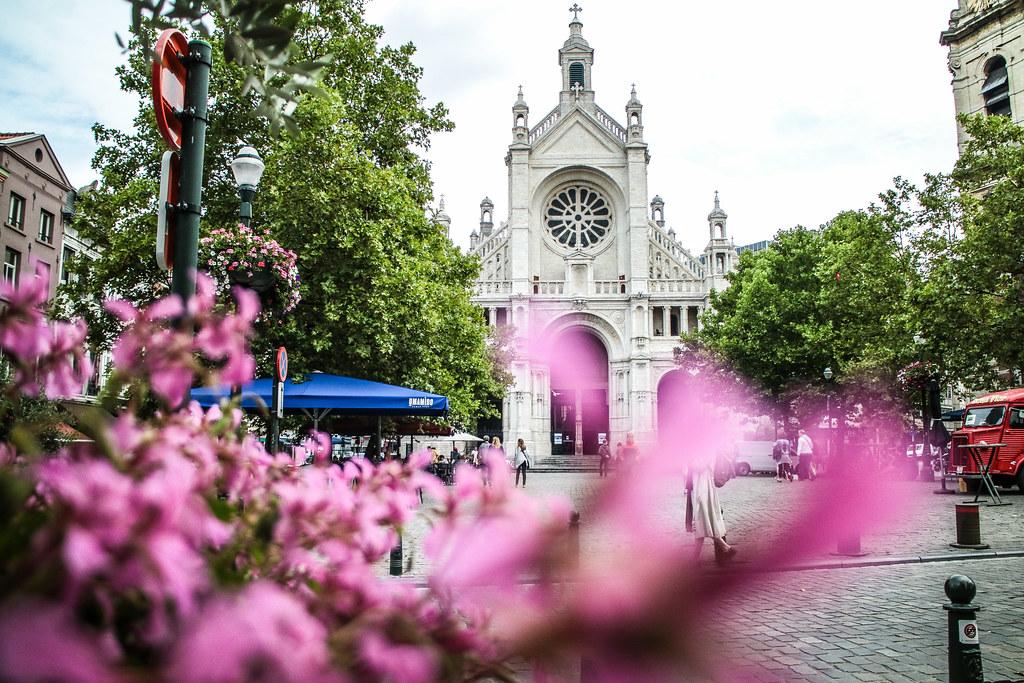 Saint Catherine a Bruxelles