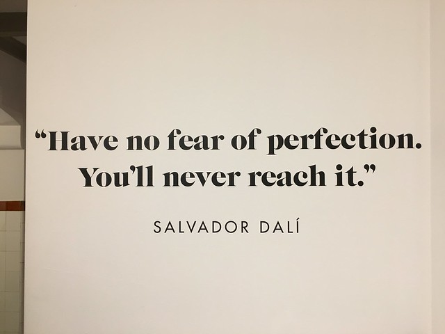 Perfection / Dali