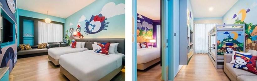 Hello Kitty Themed Room