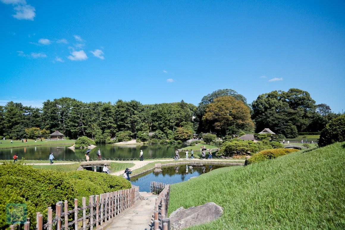 岡山景點自由行 岡山後樂園與岡山城 2016-552