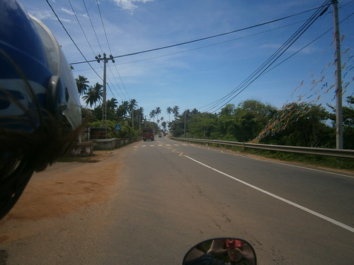 Motorbiking The Sri Lankan Coast