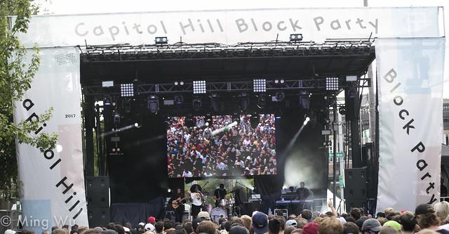 Noname @ Capitol Hill Block Party 2017