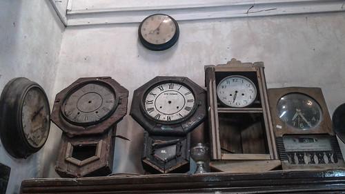 Free Museum Galle Fort Sri Lanka Clocks