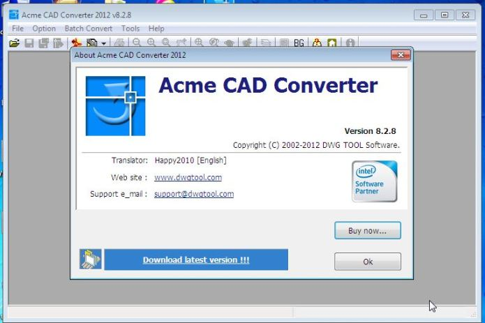 Acme CAD Converter v8.2.8 full license