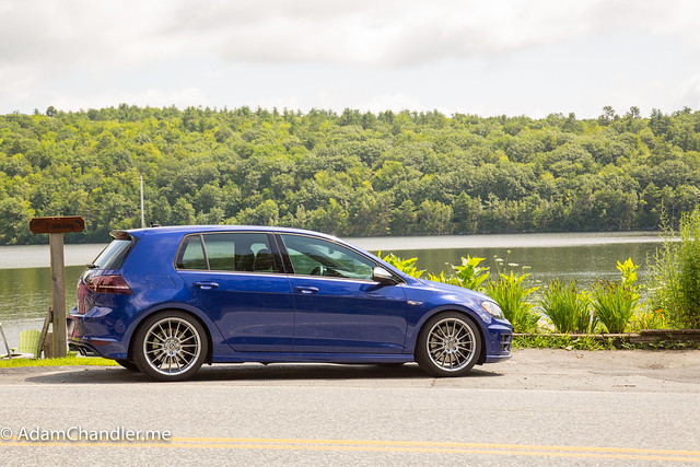 Frenemies Golf R versus WRX