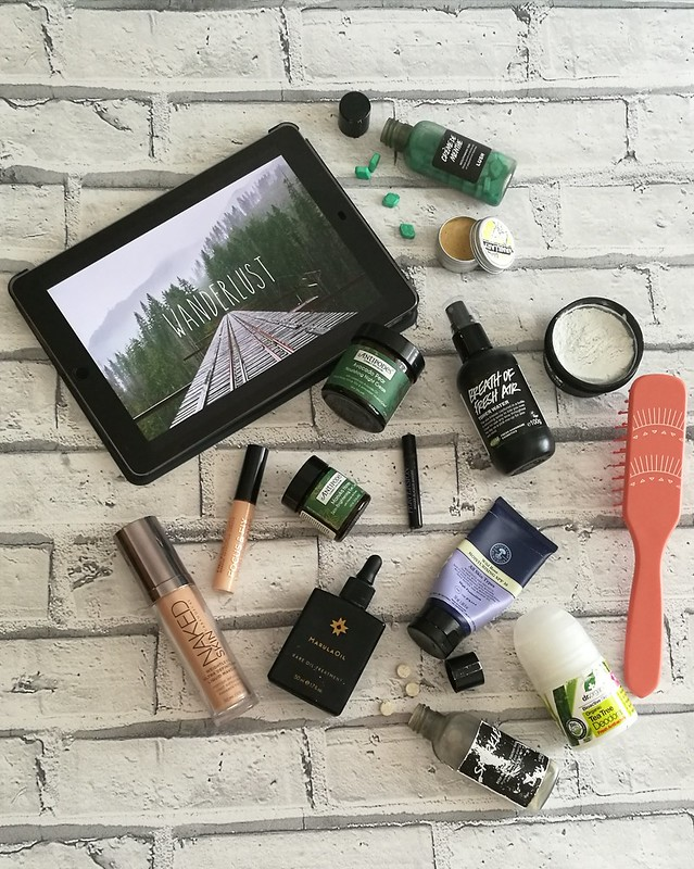 How to Pack Beauty Products with Airline Limits - Cruelty Free