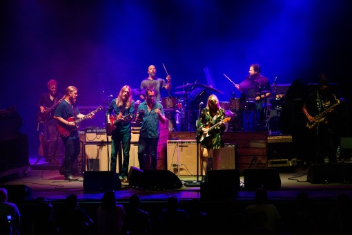 Tedeschi Trucks Band w/ The Wood Brothers