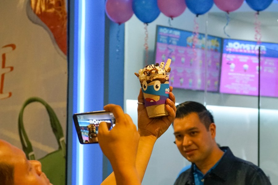 Monster Milkshake at Ayala Mall Vertis North (6 of 42)