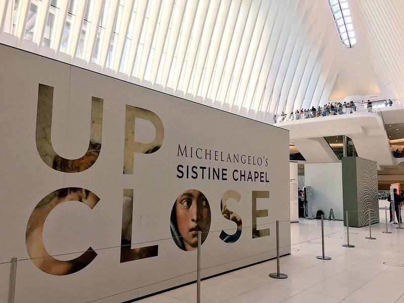 Up Close: Michelangelo's Sistine Chapel - Westfield