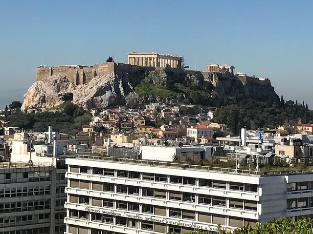 Petit Déjeuner - Grande Bretagne Athenes