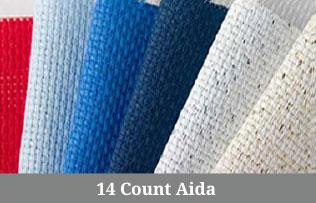 Aida cloth