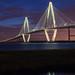 Ravenel Bridge, Charleston, South Carolina...