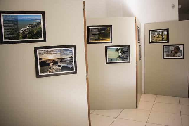 Exposição Foto- Literária ' 20 anos Academia Itanhaense de Letras'