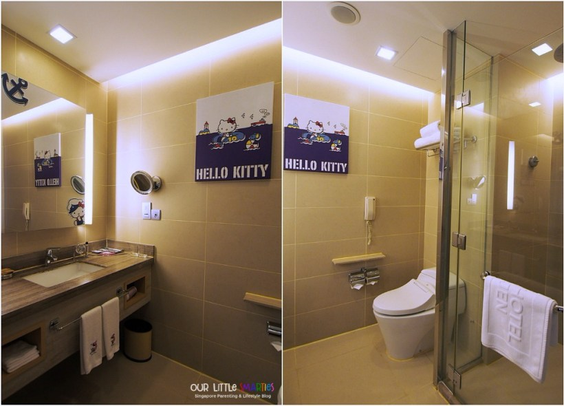 Hotel Jen Puteri Harbour Hello Kitty Themed Room