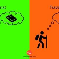 Apakah Anda Seorang Turis Atau Traveller?