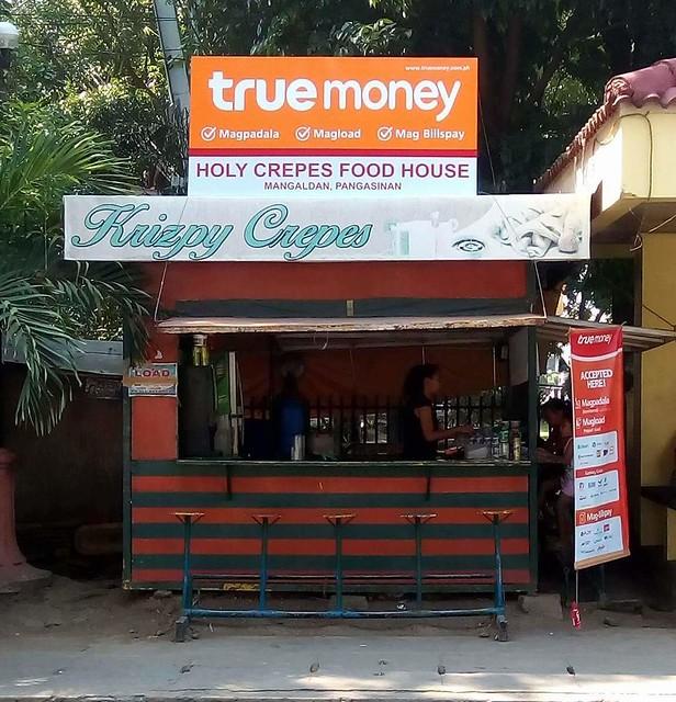 HOLY CREPES FOOD HOUSE  Pangasinan