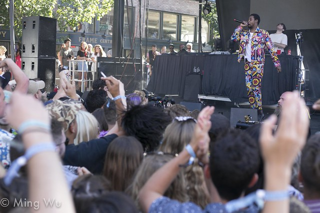 Danny Brown @ Capitol Hill Block Party 2017