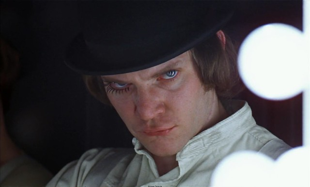 A Clockwork Orange - Alex (Malcolm McDowell)