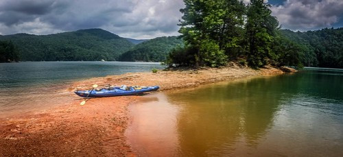 Tuesday at Lake Jocassee-60