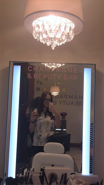Celtic Manor Champagne Beauty Bar