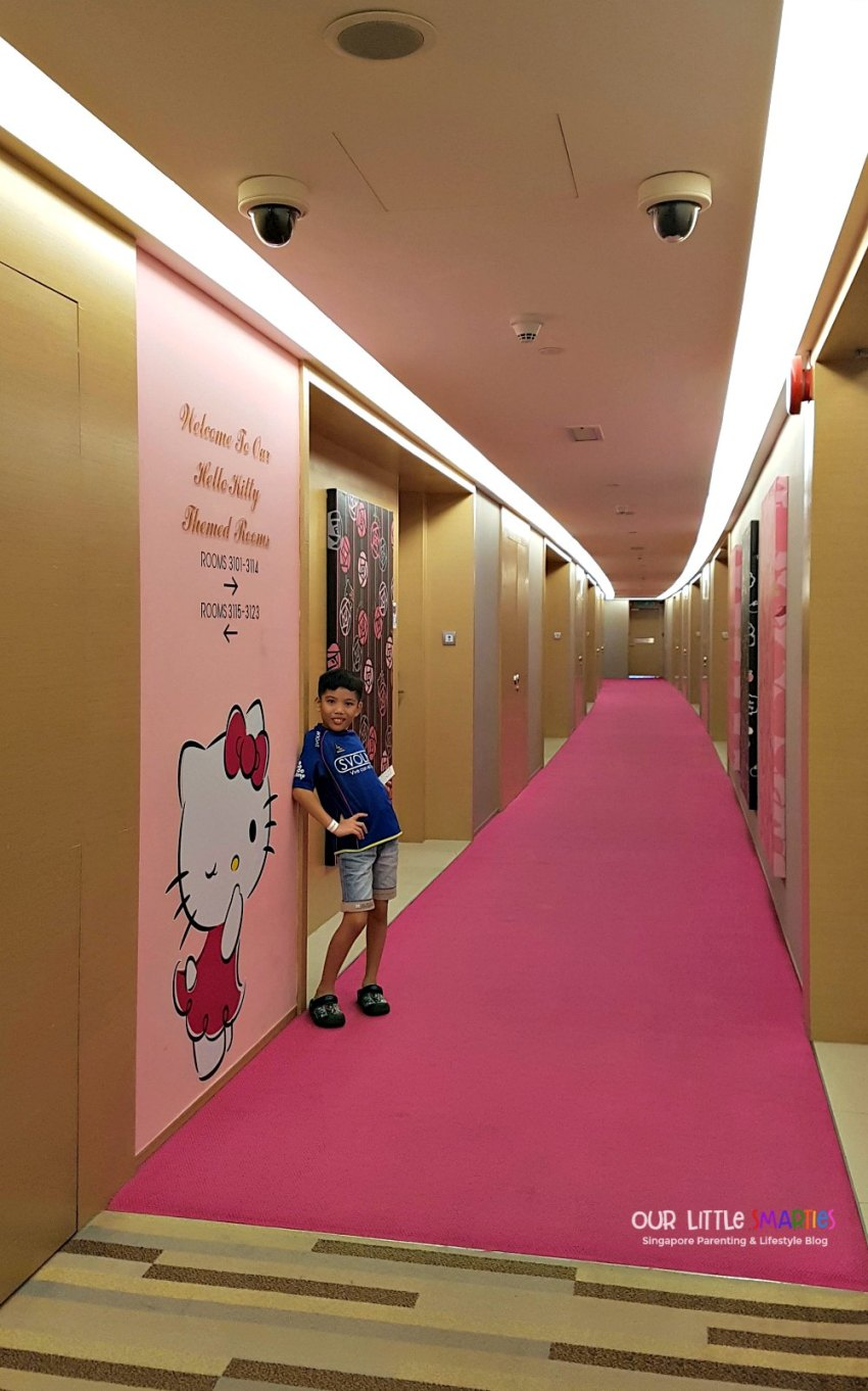 Hotel Jen Puteri Harbour Hello Kitty