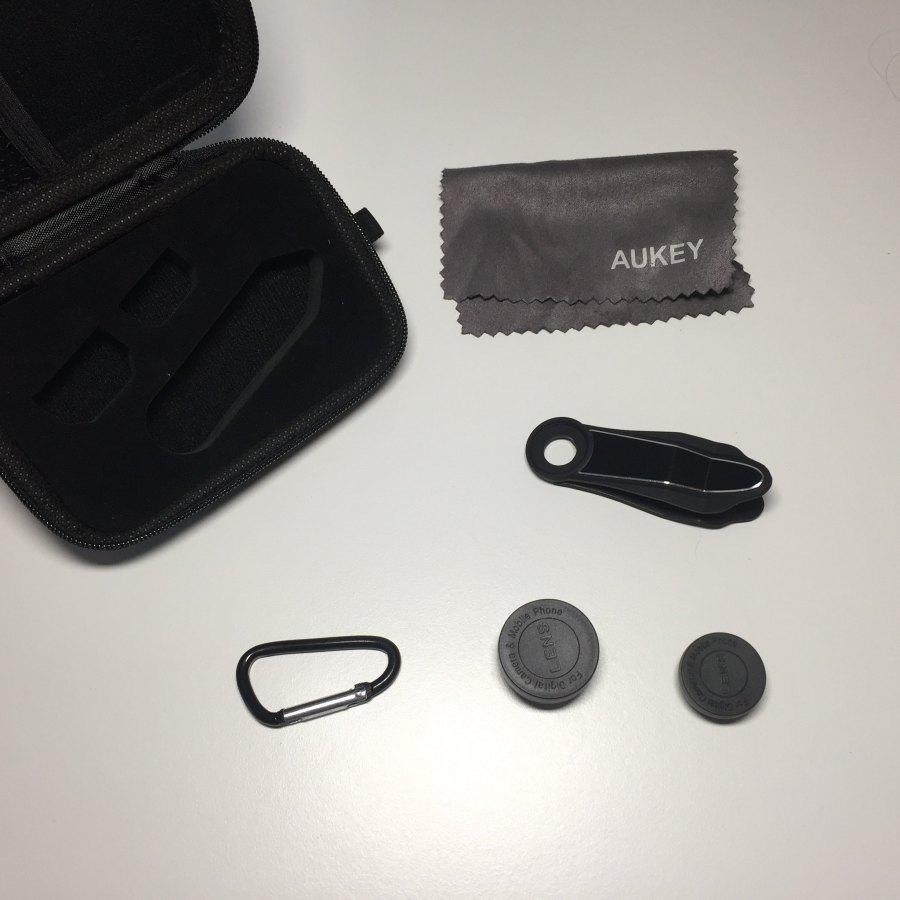 20170719 Test 3 lentilles AUKEY 5