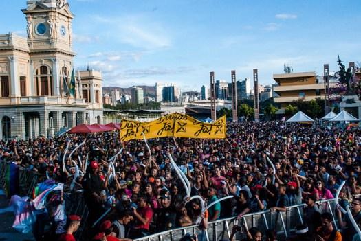 Indígenas, negros, mulheres, operários, trabalhadores de rua, LGBTs, e tantos outros seguem em luta histórica por seus direitos - Créditos: Mídia Ninja