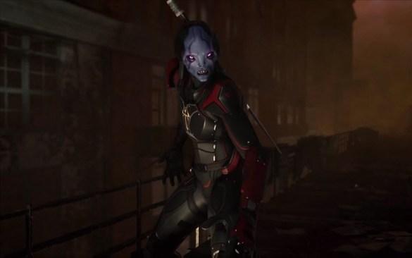 XCOM 2 War of the Chosen – Nightdemon