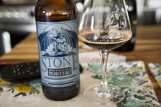 Stone 6th Anniversary Porter (2002 Bottling)