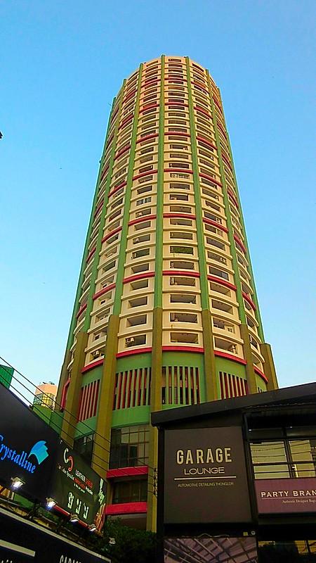 Sukhumvit Soi 55 Thonglor Bangkok
