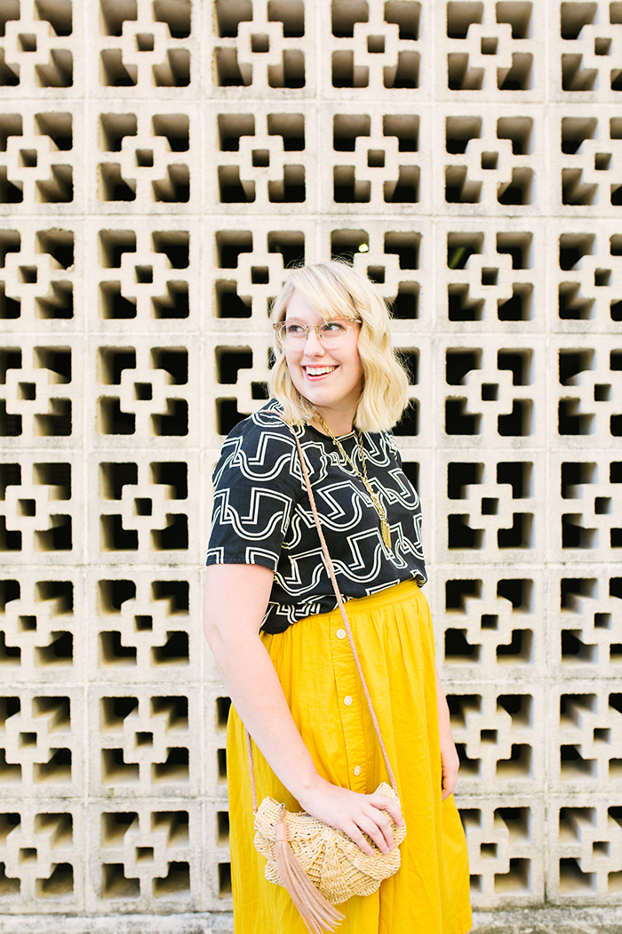 austin fashion blogger writes like a girl vintage geometric top8