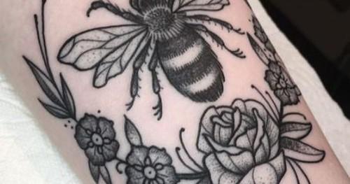 Just Pinned to Bees: TATTOOS IDEAS http://ift.tt/2ri5vfu