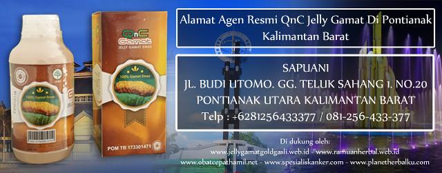 Alamat Agen Resmi QnC Jelly Gamat Di Pontianak