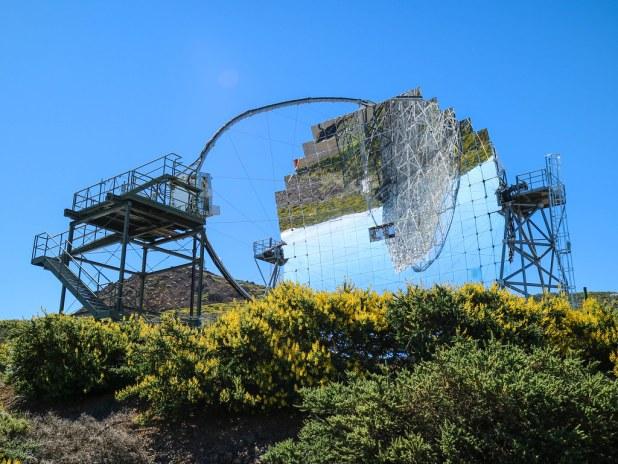 Telescopio MAGIC