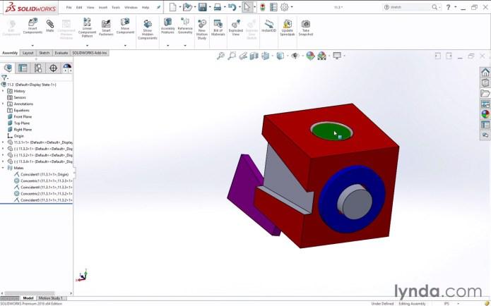 video tự học solidworks từ a-z