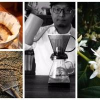 高雄展覽館「2017 頂級生活展臺灣館」咖啡職人講座,大家做夥來喝吾佳莊園台灣產咖啡!