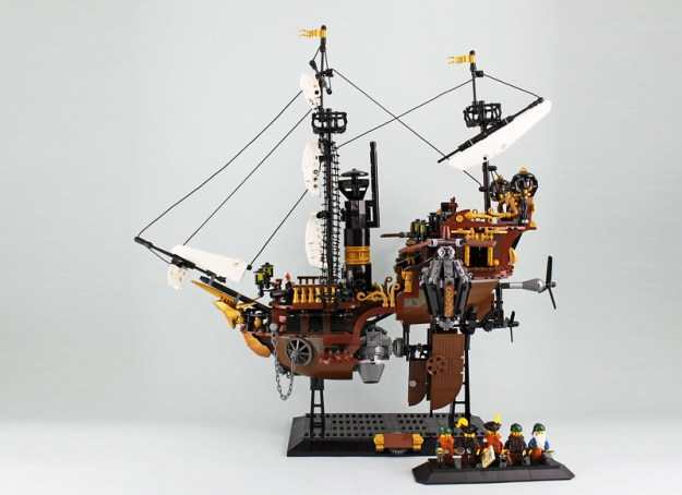lego steampunk archives the brothers brick the brothers brick. Black Bedroom Furniture Sets. Home Design Ideas